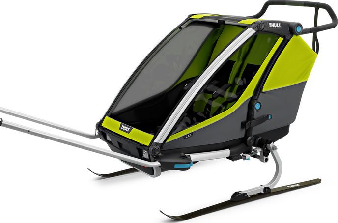 Thule Chariot Cab-2 narty
