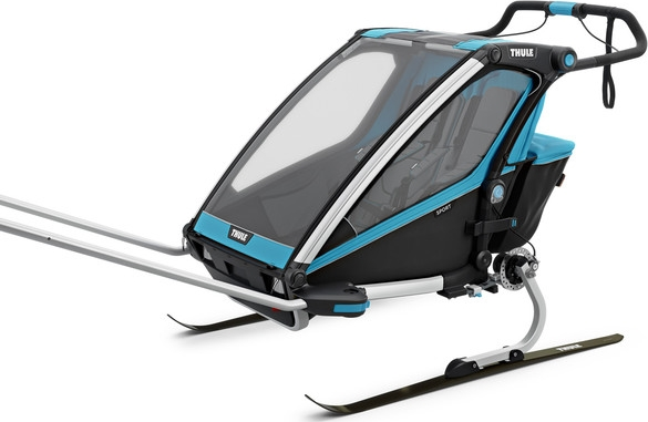 Thule Chariot Sport narty